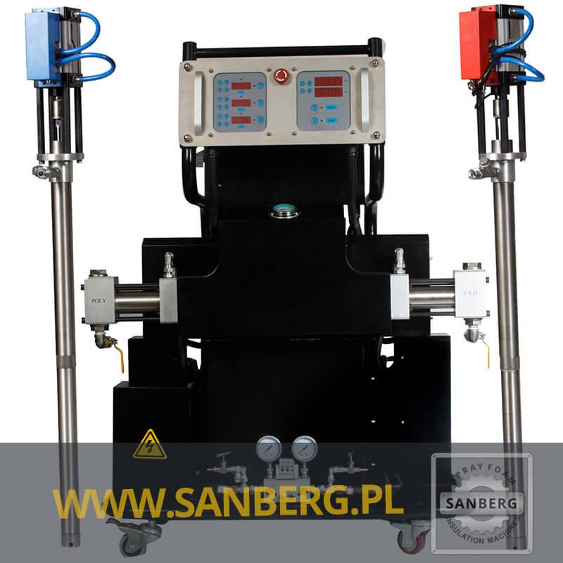 Agregat natryskowy Sanberg SG-500